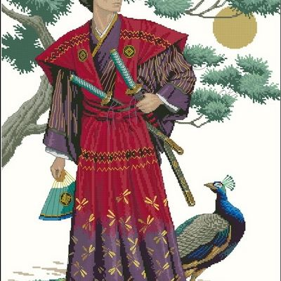 03881 The Mighty Samurai
